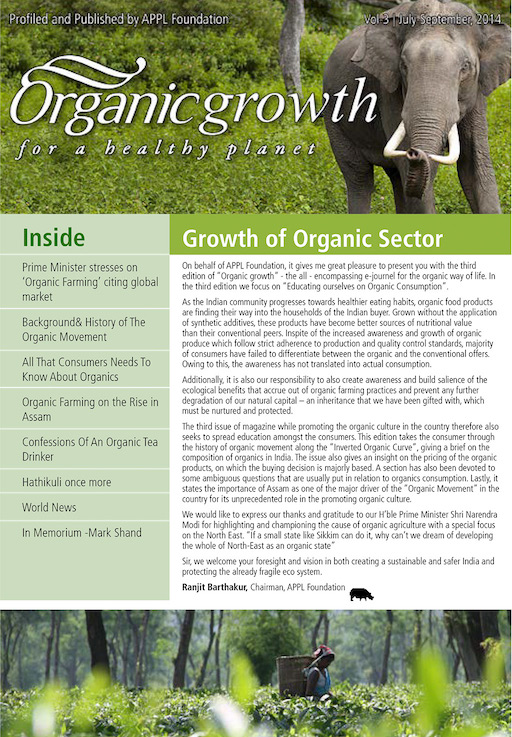 Organic Growth Vol 3