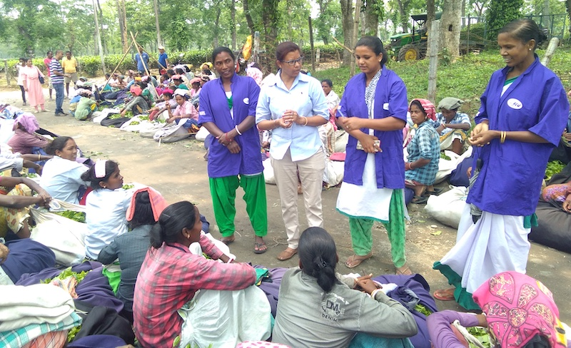 Menstrual Hygiene Education Programme