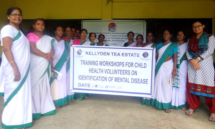 Integration of Mental Health Services in Tea Garden Areas