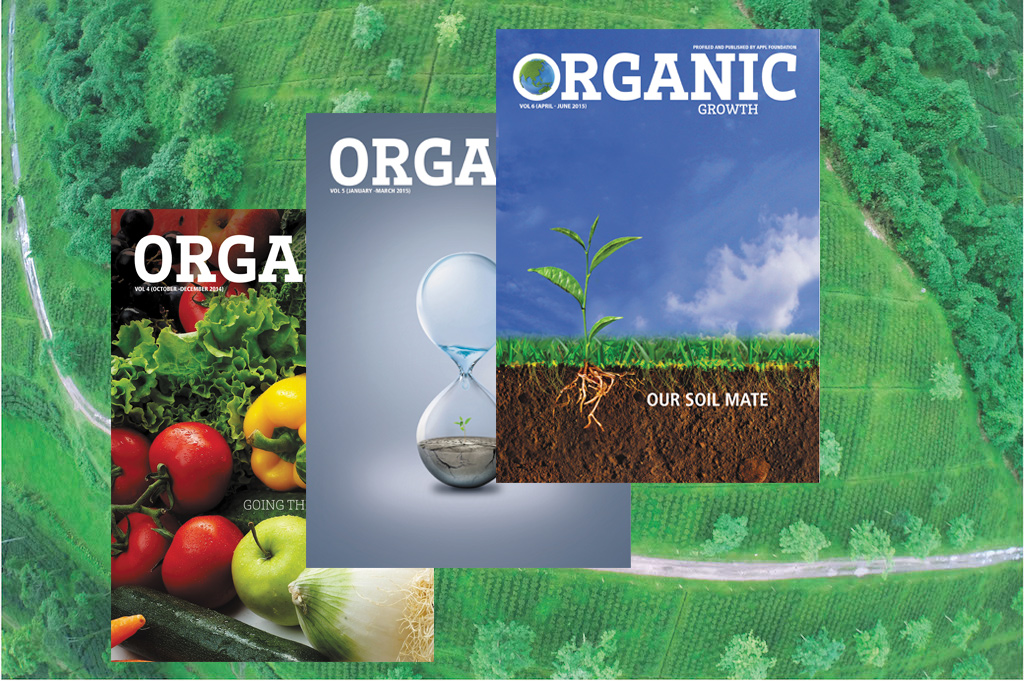 Organic Growth by APPL Foundation