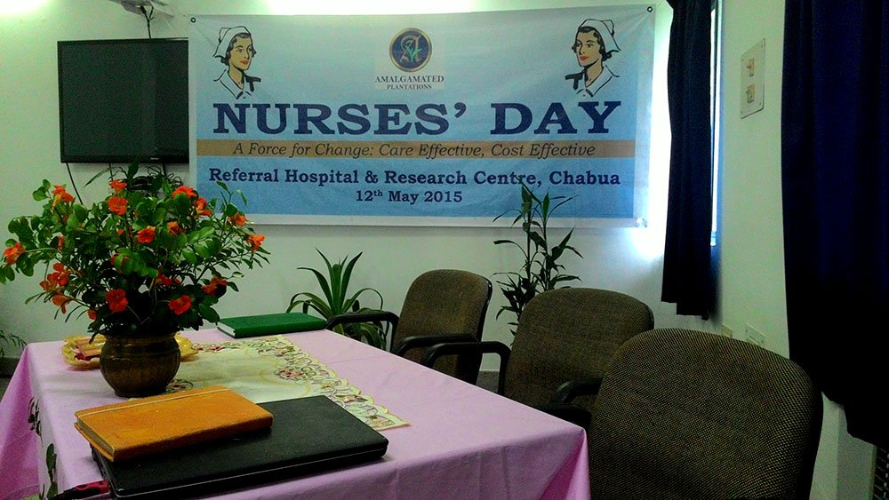 Nurses' Day Celebration