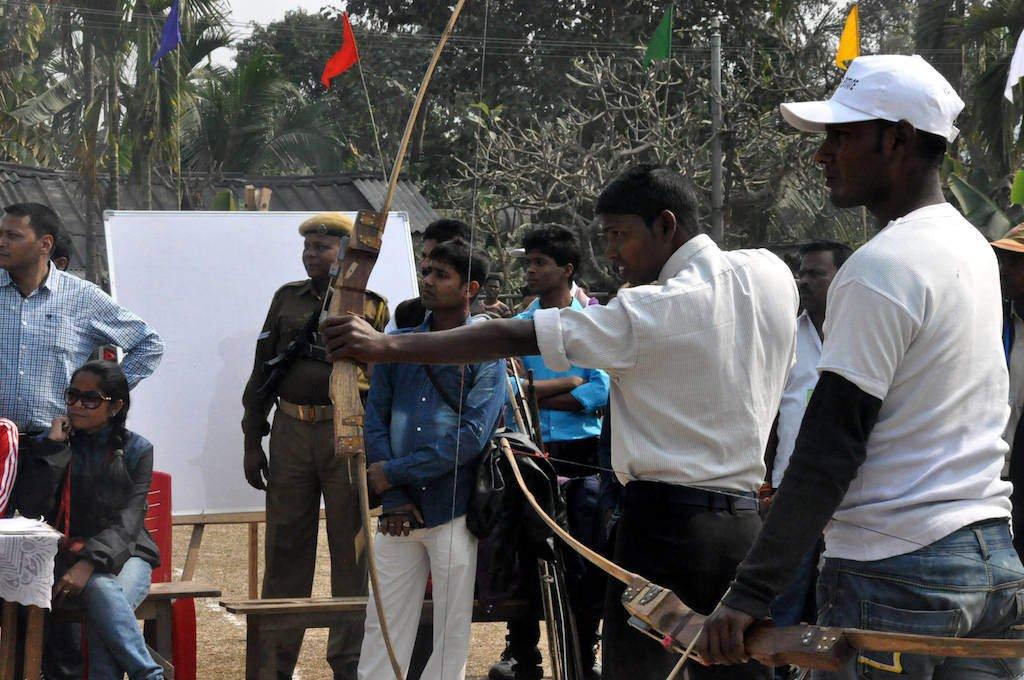 Sirish Festival 2015 : Archery
