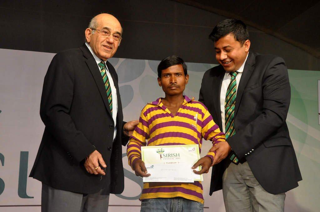 Sirish Festival 2015 : Archery Winner