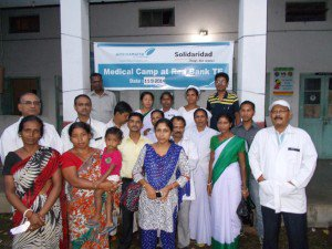 Solidaridad & APPL Provide Medical Aid to Workers and Families