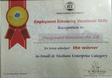 APPL & APPL FOUNDATION AT ICC SOCIAL IMPACT AWARD