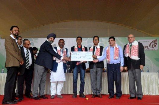 Sirish Festival 2015 : Icon Award Sajan Nayak