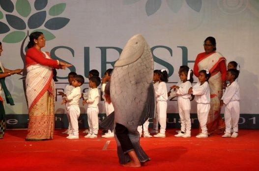 Sirish Festival 2015 : Creche Children