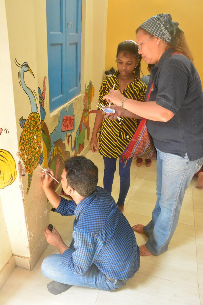 TATA Volunteering Week - A Joint Initiative with New Light