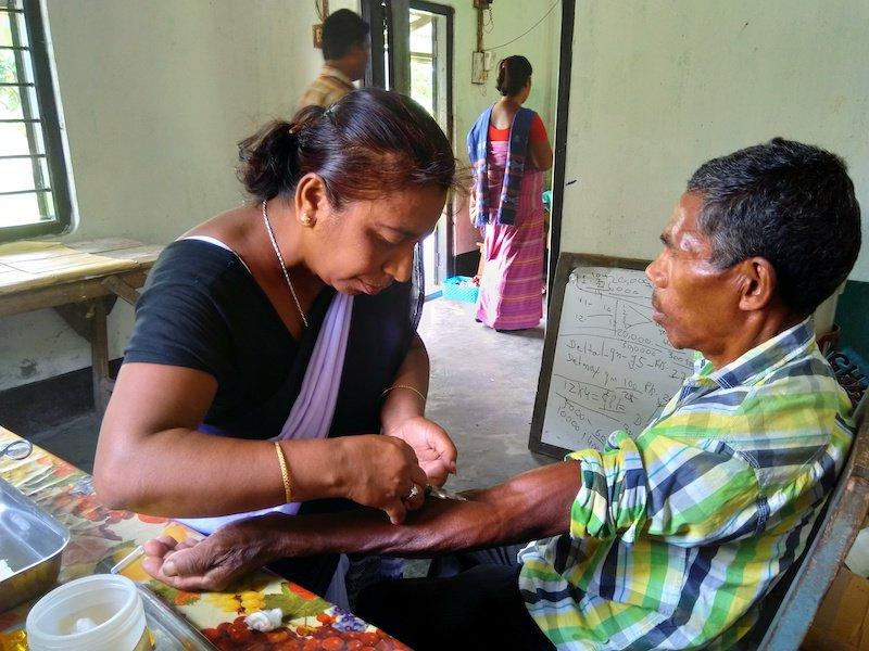 Medical Outreach Programme, North Bank, Assam