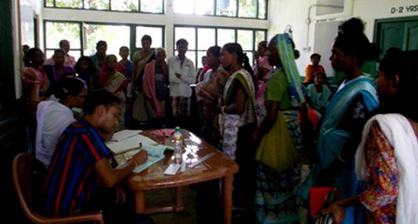 TATA Volunteering Week – Eye Screening Camp