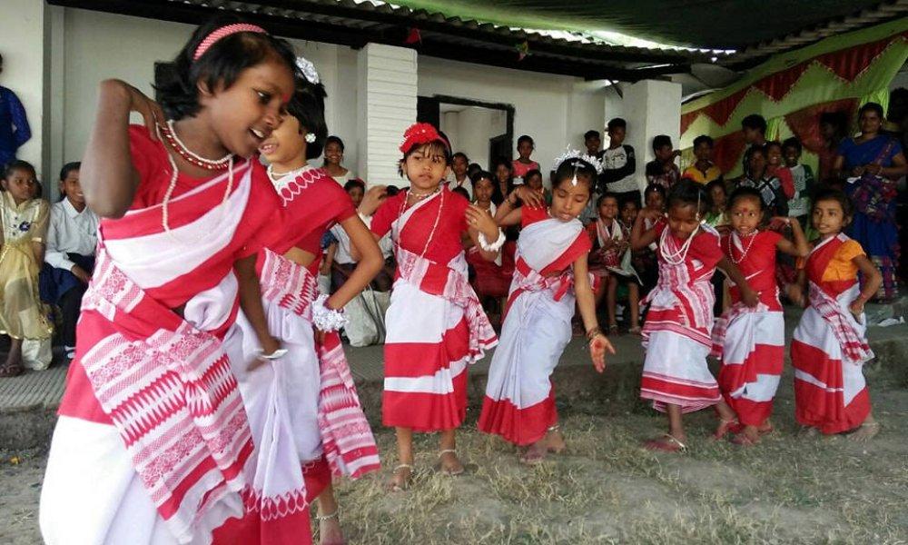 Children of the Garden - Cultural Programme