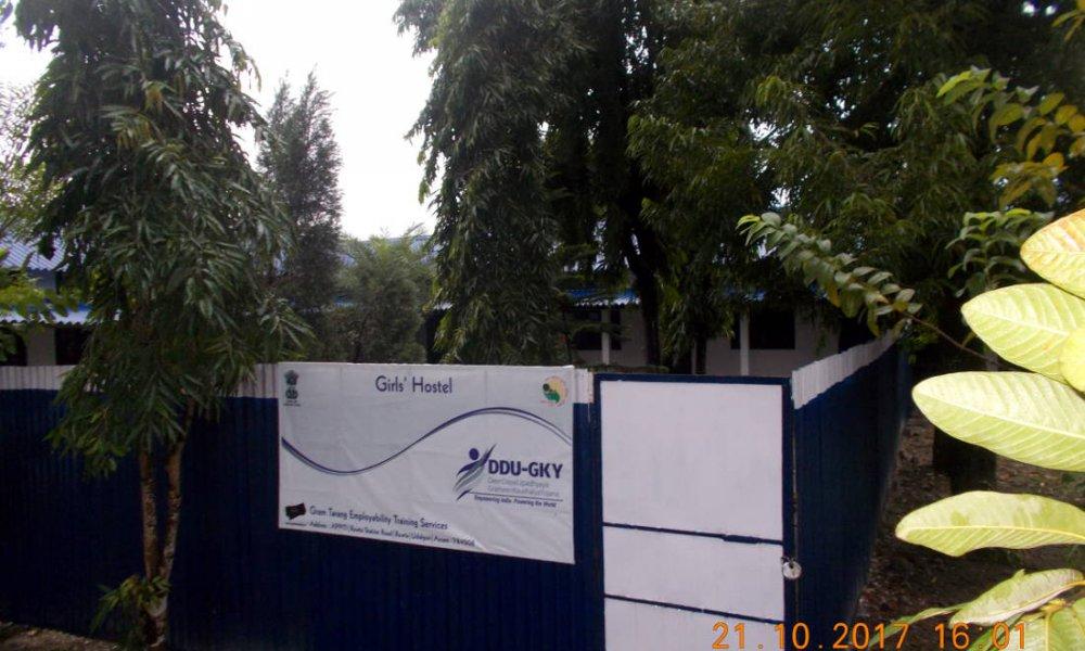 DDU-GKY at APPITI ROWTA