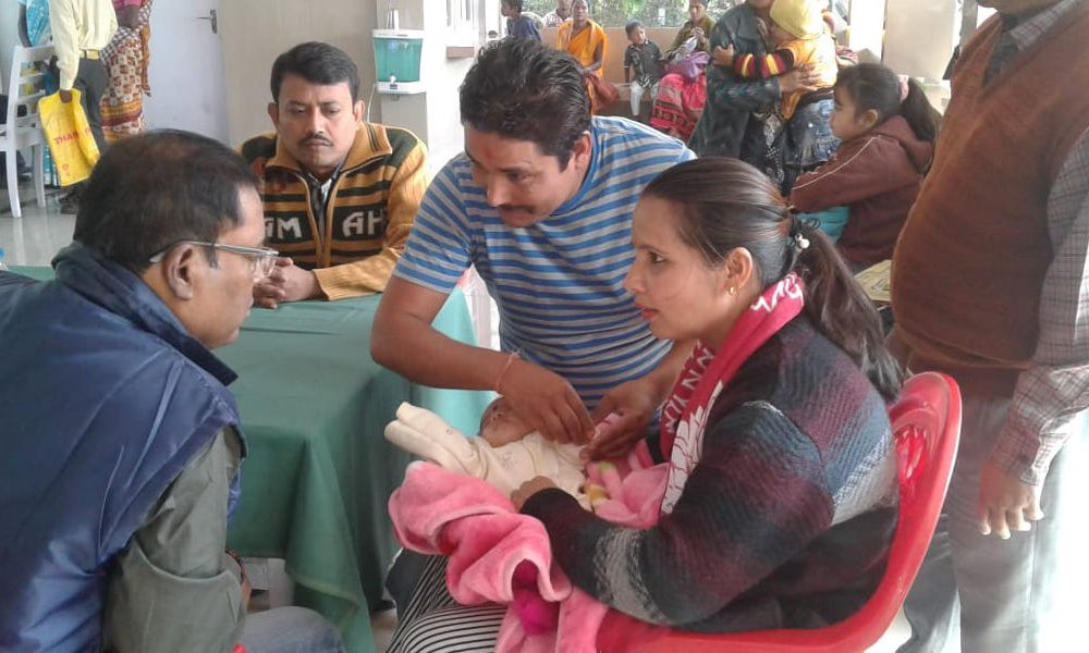 A SPECIAL MEDICAL CAMP IN COLLABORATION WITH RCFC