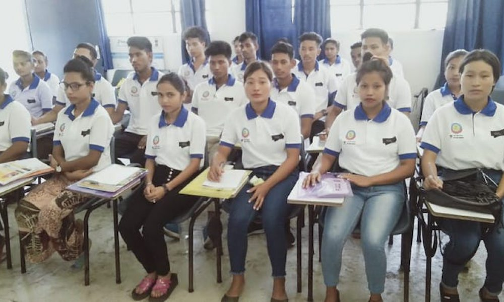 Vocational Training Centres (VTCs) Nowera Nuddy