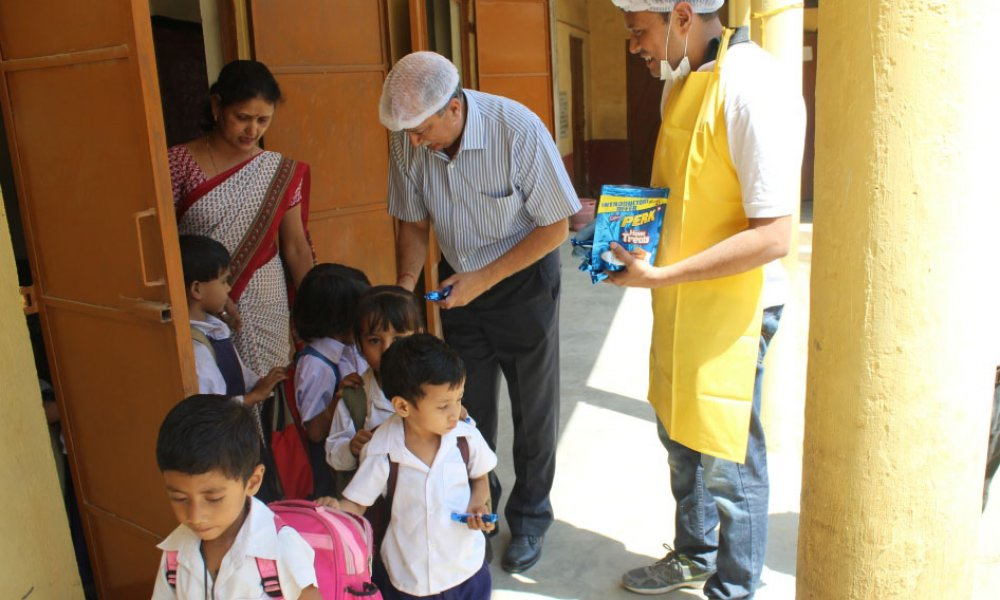 Giving New Look to Pre-Primary Classrooms