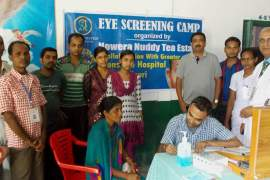Eye Screening Camp