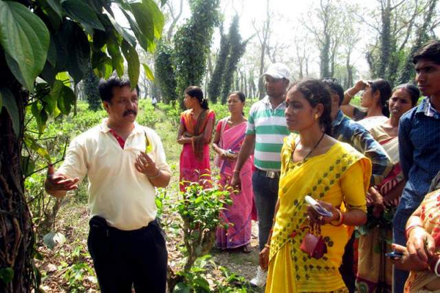 Women Farmer Training