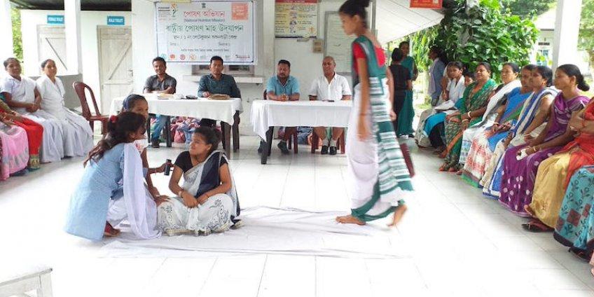 Workforce Nutrition Programme
