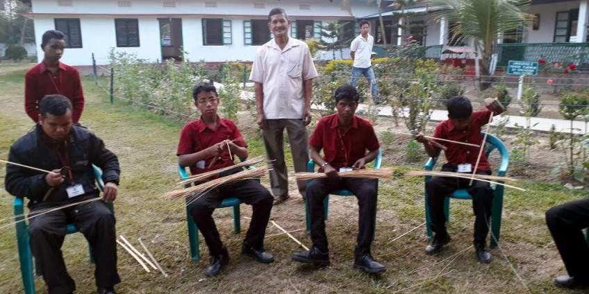 Moran Blind School and APPLF